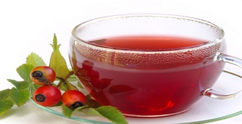Tee Hagebutte - rose hip tea 05